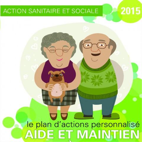 Aide au maintien à domicile pour 2015