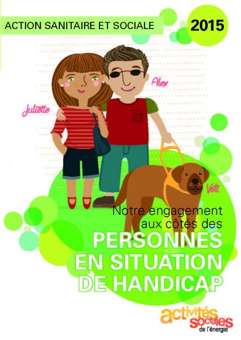 Les Actions 2015 pour l'Accompagnent des personnes en situation de handicap