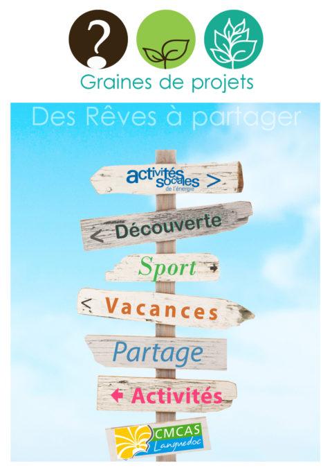 Projets Jeunes 12/14 ans «Graines de projets»