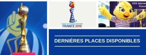 Envie de foot avec la coupe du Monde? Dernières places disponibles